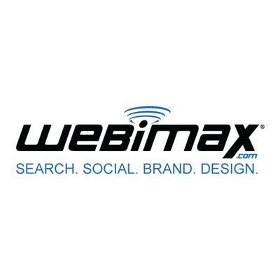 webimax logo
